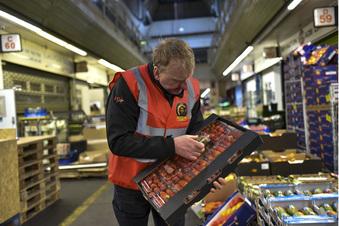 Preise im Großhandel steigen rasant