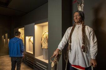 Sitting Bull kehrt ins Karl-May-Museum Radebeul zurück
