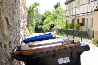 Rentner sollten keine Mülltonnen schleppen
