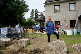 Das Hochwasser hat auch Teile Tschechiens getroffen