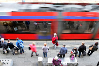 Chemnitz will ÖPNV-Modellregion werden