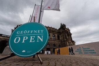 Dresdner Schinkelwache öffnet wieder