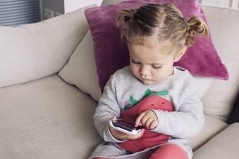 Internet macht Kleinkinder hyperaktiv