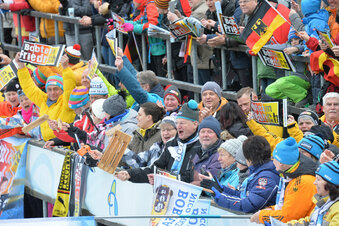 Noch eine Bob-WM in Altenberg