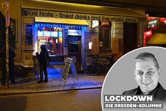 Ein Lichtblick am Lockdown-Abend