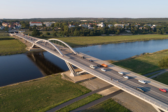 """Waldschlößchenbrücke noch immer """"Schwarzbau"""""""