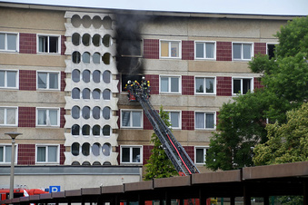 39-Jähriger soll Feuer im Asylbewerberheim gelegt haben