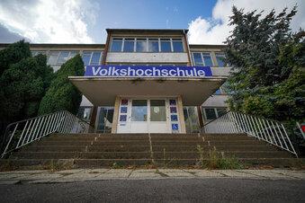 Alte Volkshochschule wird abgerissen