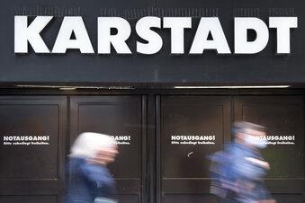 Karstadt: Dresden bleibt, Chemnitz schließt