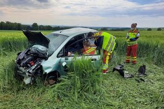 Pulsnitz: Seniorin kommt bei Unfall ums Leben