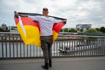 Berlin erwartet Tausende Corona-Leugner