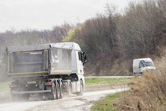 Steinbruch: Betreiber will friedliche Lösung