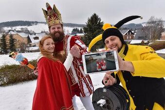 Geisinger Prinzenpaar tanzt online