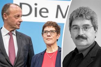 Merkels Misere