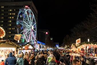 Dresdner Weihnachtsmarkt öffnet eher