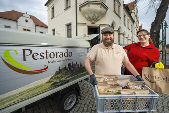 Pesto und Pasta auch in Krisenzeiten