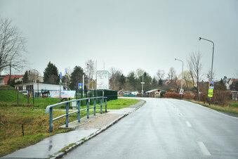 Vollsperrung der Mülbitzer Straße