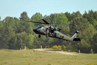 USA schicken Streitkräfte nach Deutschland