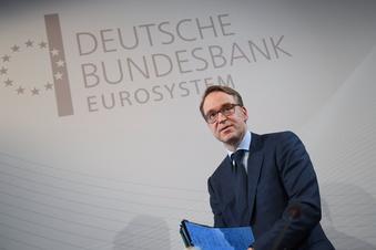 Überweisung der Bundesbank fällt aus