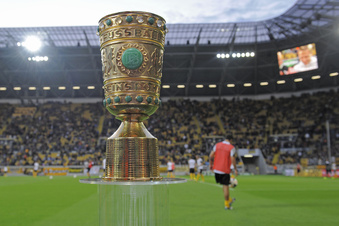 Dynamo winkt das große Los im DFB-Pokal