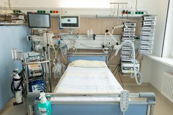 Werden wegen Corona die Krankenhausbetten knapp?
