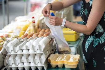 Corona: Wochenmarkt in Radeberg abgesagt