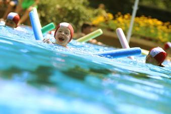 Große Nachfrage nach Schwimmkursen