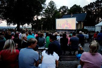 Open-Air-Kino in Radeberg