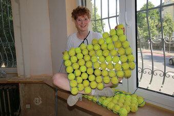 Wo aus Tennisbällen Möbel werden