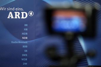 TV-Panne: ARD zeigt Laufband mit fiktiver Hochrechnung