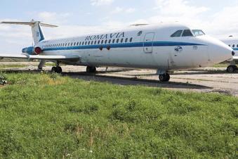 Ceausescus Flugzeug unter dem Hammer