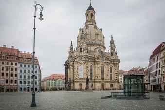 Wo gibt es Oster-Gottesdienste in Dresden?