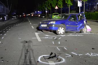 Frau stirbt durch mutmaßliches Autorennen