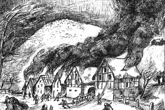 25. Februar 1808: Deubens unheilvoller Tag