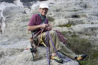 Paul-Preuss-Preis für Kletterlegende