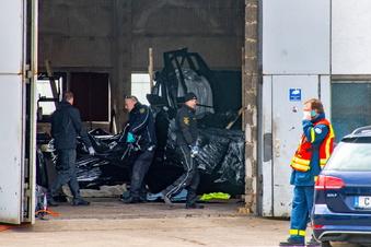 Döbeln: Sieben Männer bei Razzia festgenommen