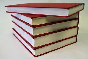 Fachbücher gehören nicht ins Altpapier