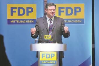 FDP-Chef sieht Kommunalwahl als Herkulesaufgabe