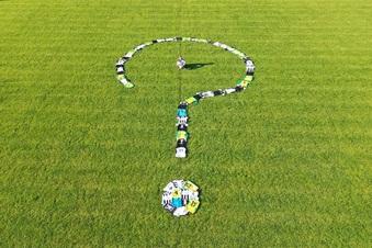 Oberseifersdorfer Fußball setzt ein Zeichen