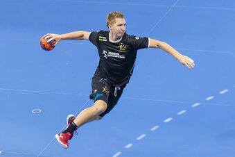 Sorgen um Dresdens Handball-Nationalspieler