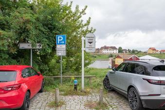 Parken in Riesa für einige Zeit kostenfrei