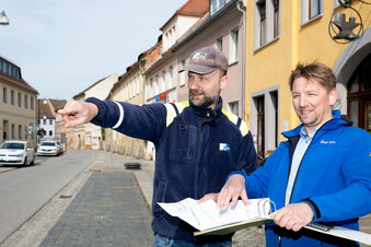 Ab Montag neue Vollsperrung in Bautzen