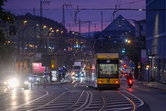Sachsen haben es nicht weit zu Bus und Bahn