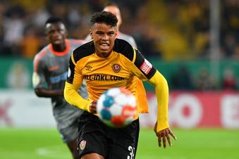 Dynamos Königsdörffer wird Nationalspieler
