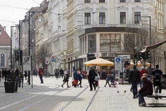 Der letzte Einkaufsbummel in Görlitz