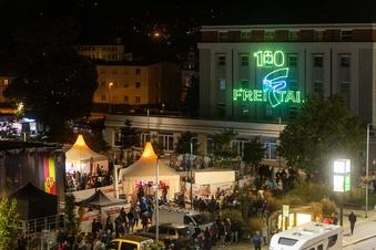 100 Jahre Freital: Stadt zieht positive Bilanz