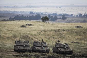 Israel greift erneut Ziele in Syrien an