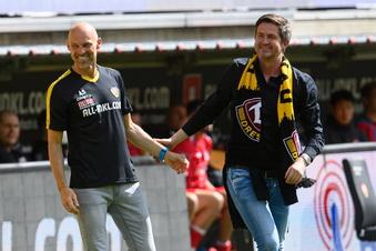 Dynamo: Reicht die Qualität für die zweite Liga?