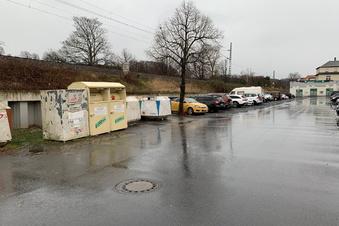 Pirna: Glascontainer ziehen um