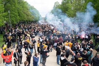 Dynamos Corona-Appell: Bitte keine Fans!